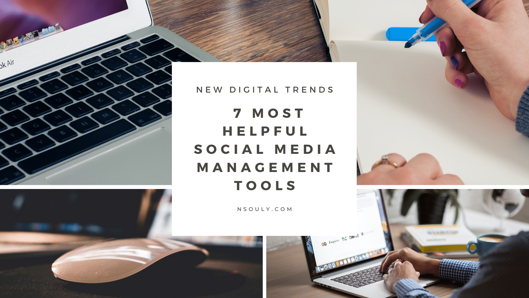 7 Best Social Media Management Tools for Small Business