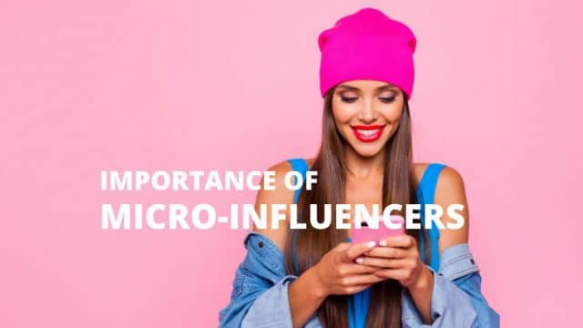 Importance of Micro-Influencers for Some Brands
