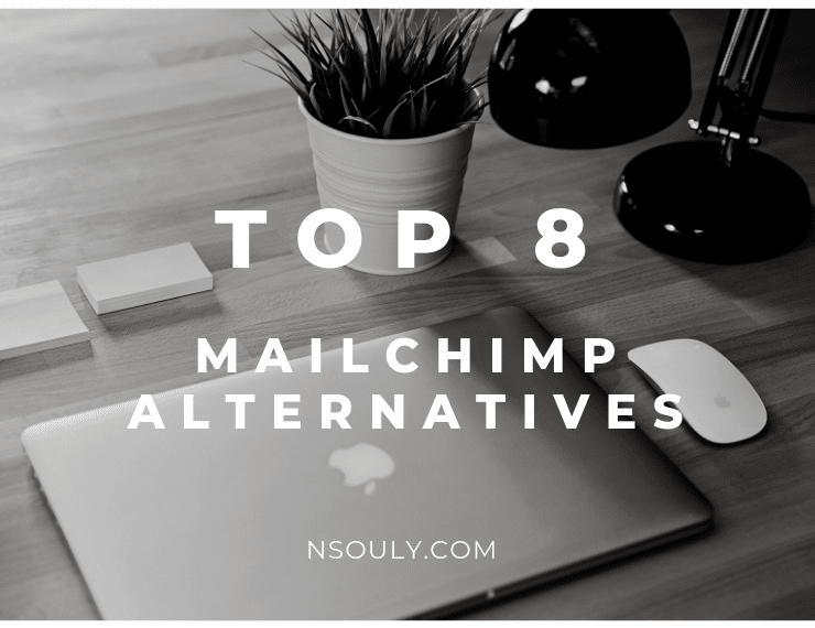 Top 8 Mailchimp Alternatives: Comparison for Small Medium Business Email Marketing