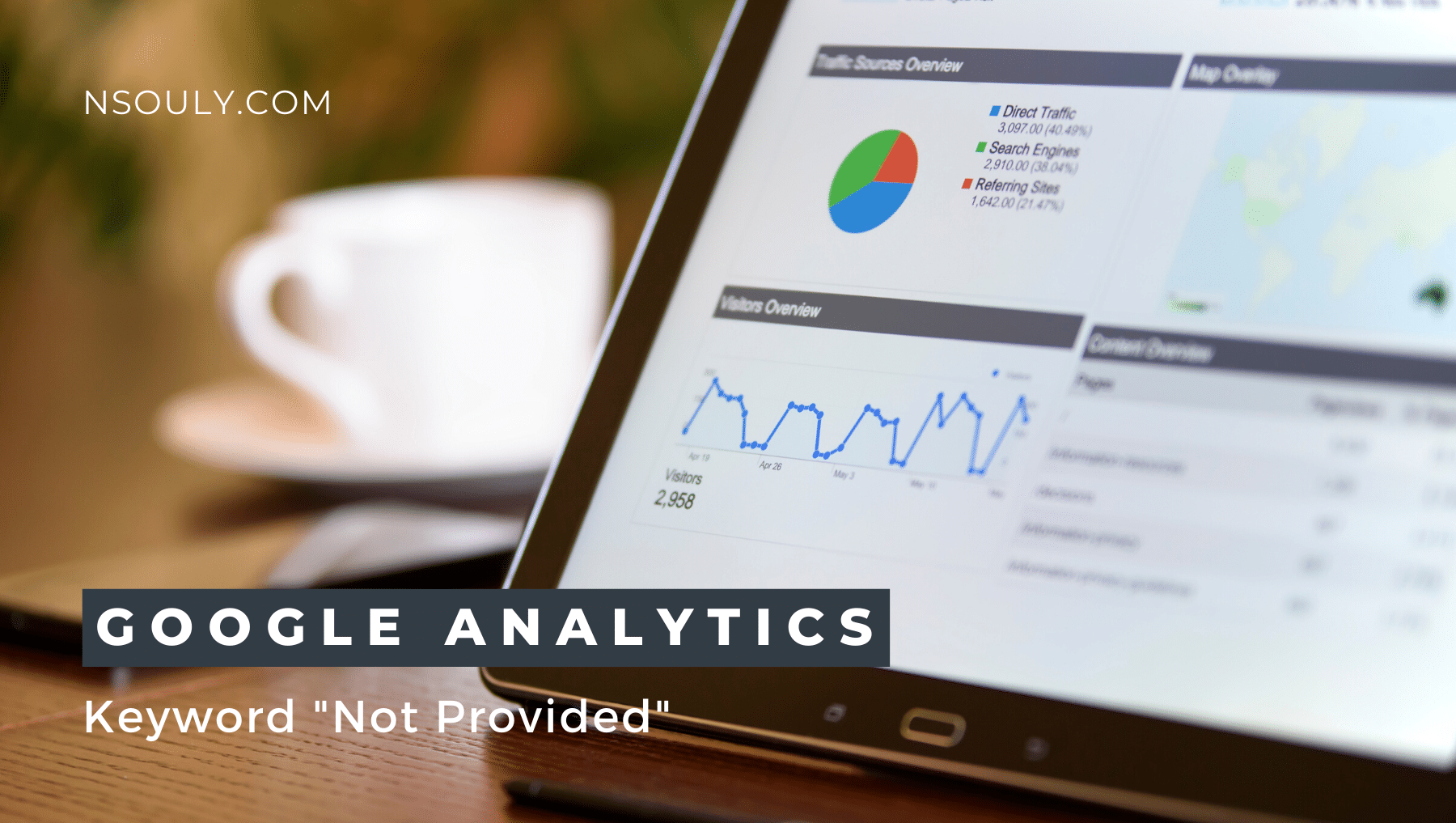 "How to Navigate Around ""Not Provided "" Google Analytics?"