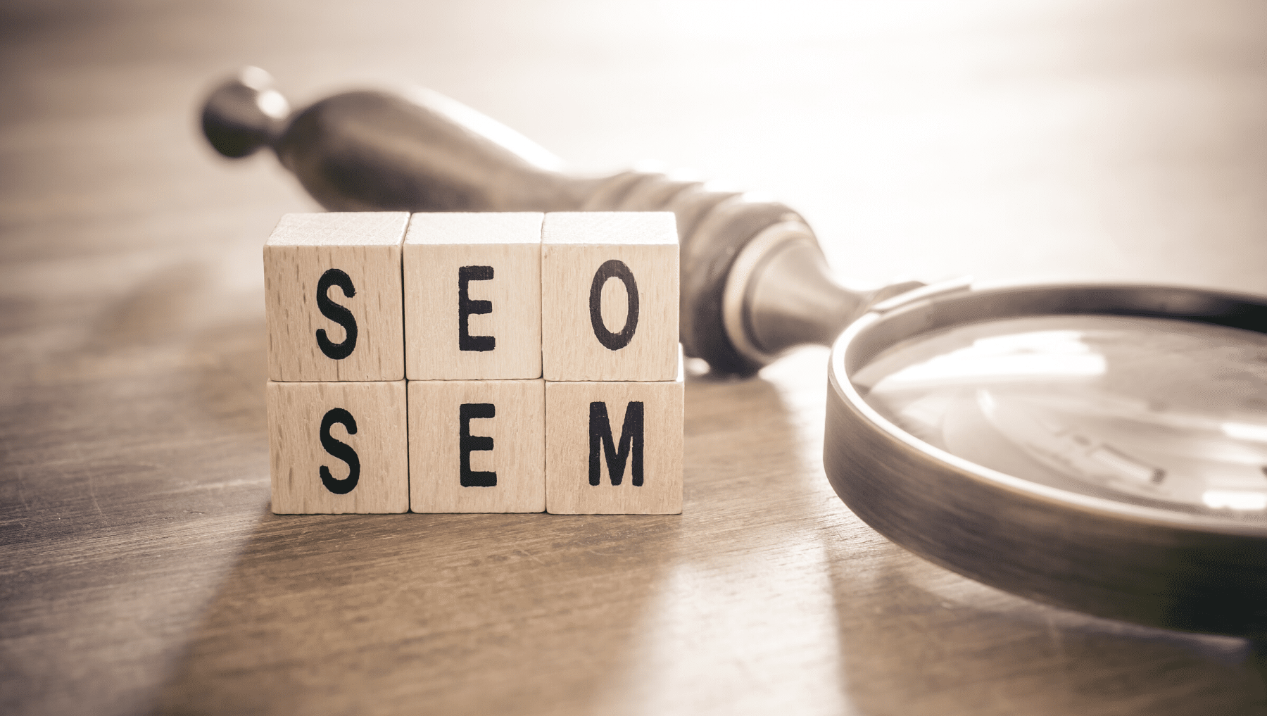 SEO vs SEM: What's the Difference and How Can They Work Together?