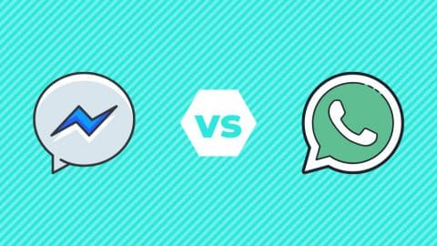 Facebook Messenger vs Whatsapp: What's Better?