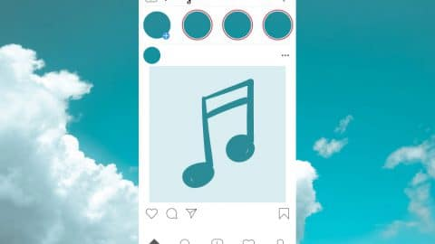 How to Add Music to Instagram Story: Via Stickers!