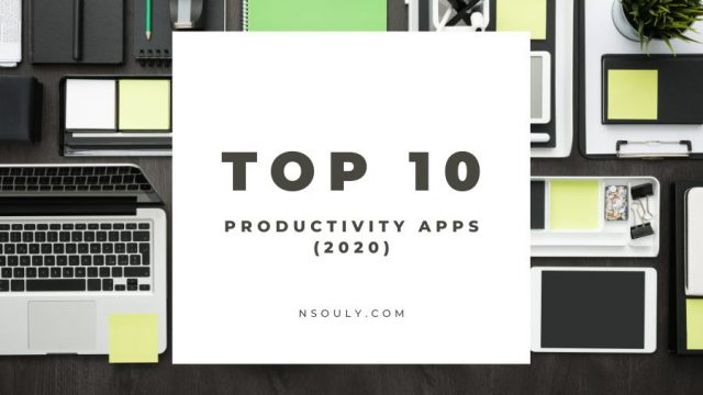The 10 Best Productivity Apps for 2021 – iOS and Android