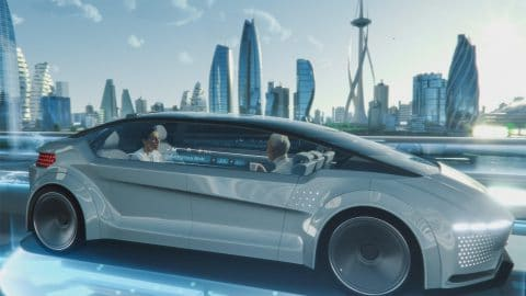 Trends Impacting the Future of Transportation and Travel