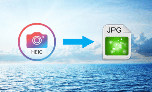 How to Convert HEIC to JPEG